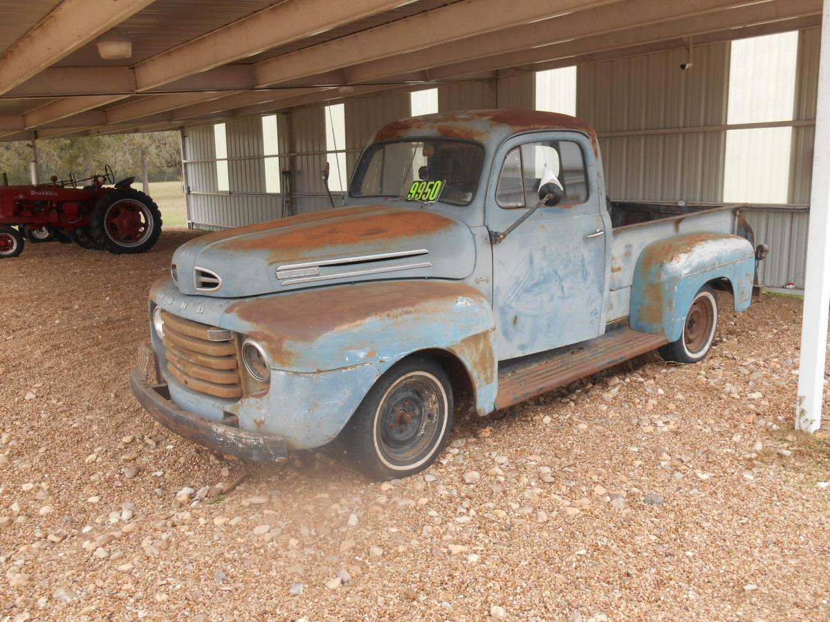 1950 FORD F-1 PICK UP